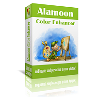 Freeware photo enhancer for digital images